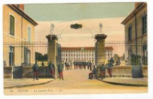 La Caserne Pitie, Nevers (Nievre), France, 1900-1910s