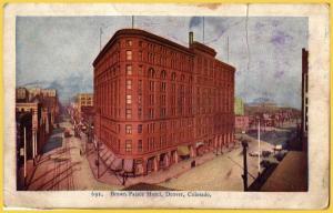 Denver, Colo., Brown Palace Hotel -