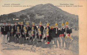 Donon France Armee Allemande German Military WWI Postcard JJ658829