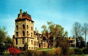 Pennsylvania Doylestown Dr Henry C Mercer's Fonthill 1975