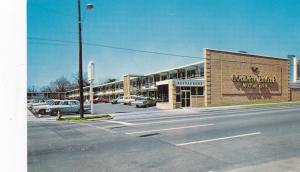 CHARLOTTE, North Carolina, 1940-60s; Golden Eagle Motor Inn South