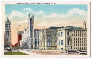 Jefferson St. Syracuse NY