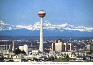 Canada Calgary, Alberta Calgary Tower