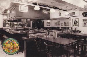 China (Hong Kong) , Dan Ryan's Grill Restaurant Interior #1 , 70-80s