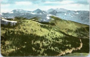 Loveland Pass Colorado