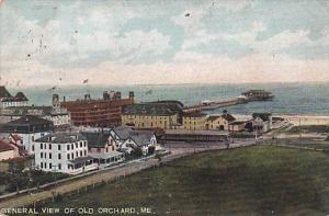 Maine Old Orchard General View 1907