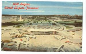 Will Rogers World Airport Terminal, Oklahoma City, 1960s