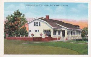 South Carolina Greenville Greenville Country Club