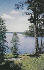 Northern Lake near Flin Flon MB, Manitoba, Canada