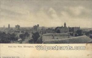 Birmingham, Alabama Post Card     ;     Birmingham, AL
