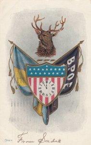 PHILADELPHIA, PA, 1907 ; ELK convention