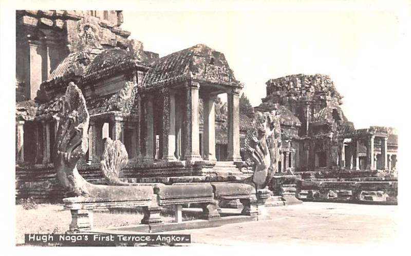 Angkor Cambodia, Cambodge Hugh Naga's First Terrace Angkor Hugh Naga's First ...