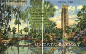 Singing Tower Lake Wales FL 1957