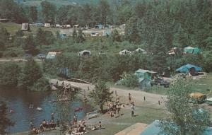 SOUTH BOLTON , Quebec, Canada, 1950-60s ; Camp Grounds