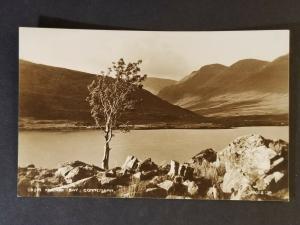 Mint Ireland County Galway Killary Bay Connemara Scenic Real Picture Postcard