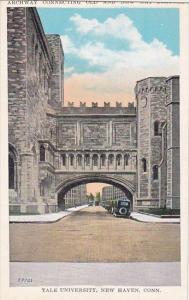 Connecticut New Haven Yale University