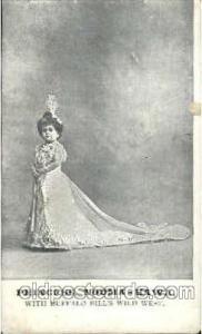 Princess Nouma - Hawa Princess Nouma - Hawa, William F. Cody, Buffalo Bill ...