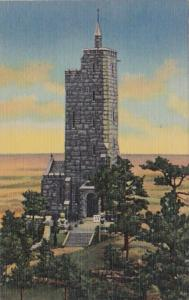 Colorado Will Roger Shrine Of The Sun On Cheyenne Mountain 1953 Curteich