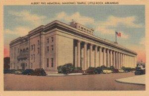 LITTLE ROCK , Arkansas, 1930-40s ; Masonic Temple