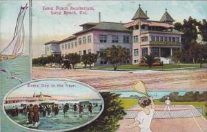 California Long Beach Long Beach Seniterium Every Day In The Year