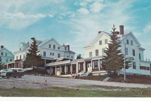 Exterior,  Hotel Halsingland,  Port Chilkoot,  Haines,   Alaska,  40-60s