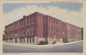 West Virginia Chester Chester High School
