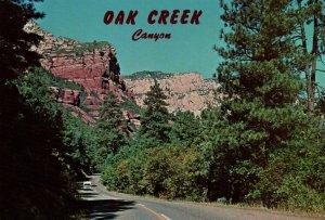 Oak Creek Canyon,AZ BIN