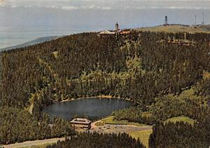 Berghotel Mummelsee mit Hornisgrinde Hochschwarzwald Pension Lake Airview