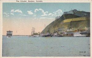 QUEBEC, Canada, 1900-1910's; The Citadel