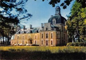 France Chateau de Milly, Hotel Restaurant Razines Richelieu Voitures