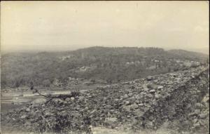 belgian congo, KATANGA, Panorama (1920s) RPPC (3)