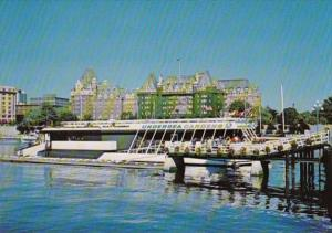 Canada Victoria Undersea Gardens and Inner Harbour
