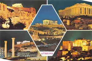 Greece Athens Antiquity Illuminated, Les Antiquites Illuminees