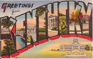 KY Greetings From 1947