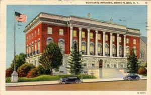 NY - White Plains. Municipal Building