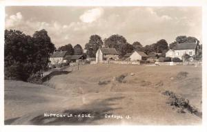 North Yorkshire: Ryedale, Hetton-le-Hole, Real Photo, R.H. Hayes