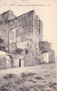 Maison Ou Naquit Christophe Colomb, Calvi (Haute Corse), France, 1900-1910s