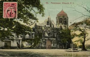 philippines, PARANAQUE, Luzon, Parañaque Church (1910s) Postcard