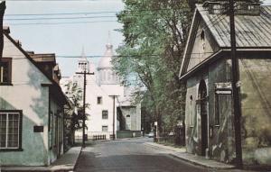 Site Historique, Trois-Rivieres, Quebec, Canada, PU-1988