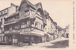 France Lisieux Vieilles Maisons de la Grande Rue