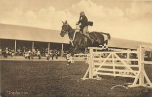 Prize Jumpers, Tradesman, Horse Jumping (1910s)