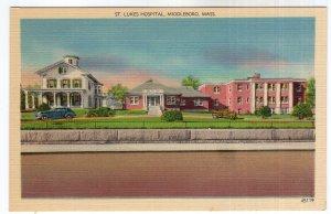 Middleboro, Mass, St. Luke's Hospital