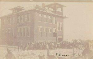 RP: PULLMAN , Washington , 1908 ; WSC View