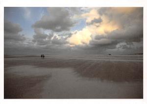 Nordsee Strand Beach Clouds Landscape Gerd Messerschmidt