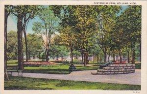 Michigan Holland Centennial Park