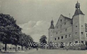 Burglengenfeld Germany, Deutschland Postcard Rathaus  Rathaus