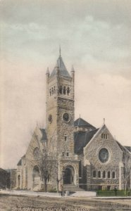 KINGSTON , Ontario , 1900-10s ; St Andrew's Church, version 2