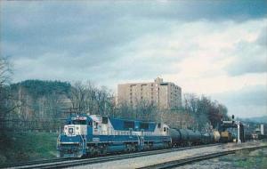 Railroad EMD SD-60 Demonstartors EMD-1 &  EMD-2