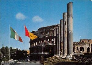 Coliseum Roma Italy 1964