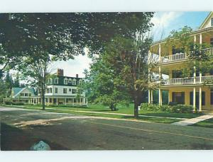Pre-1980 COTTAGES AT MIDDLEBURY COLLEGE Middlebury VT ho4416